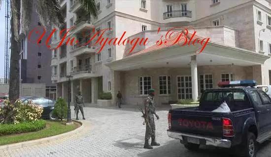 Ikoyi cash haul: Bank kicks as EFCC seeks forfeiture of Flat 7B