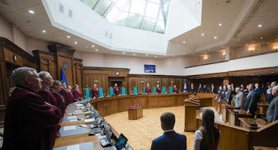 Конституційний суд декриміналізував незаконне збагачення чиновників