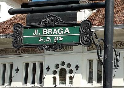 Wisata Budaya :  Pesona Braga Kini Semakin  Multifungsi