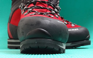 Mammut GTX Boot Front View