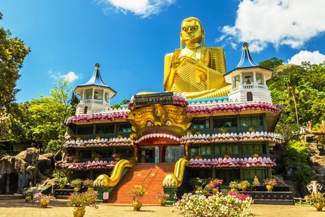 Dambulla - Sri LAnka (foto banco de imagem @sita_india)