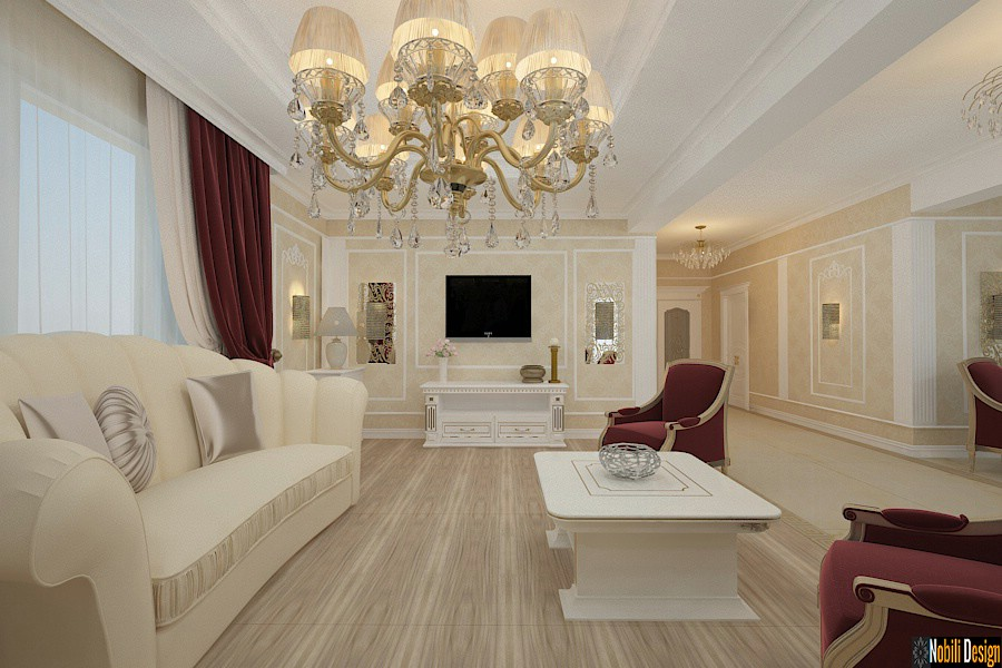 Servicii de design interior | Amenajari interioare case la cheie – Nobili Design.