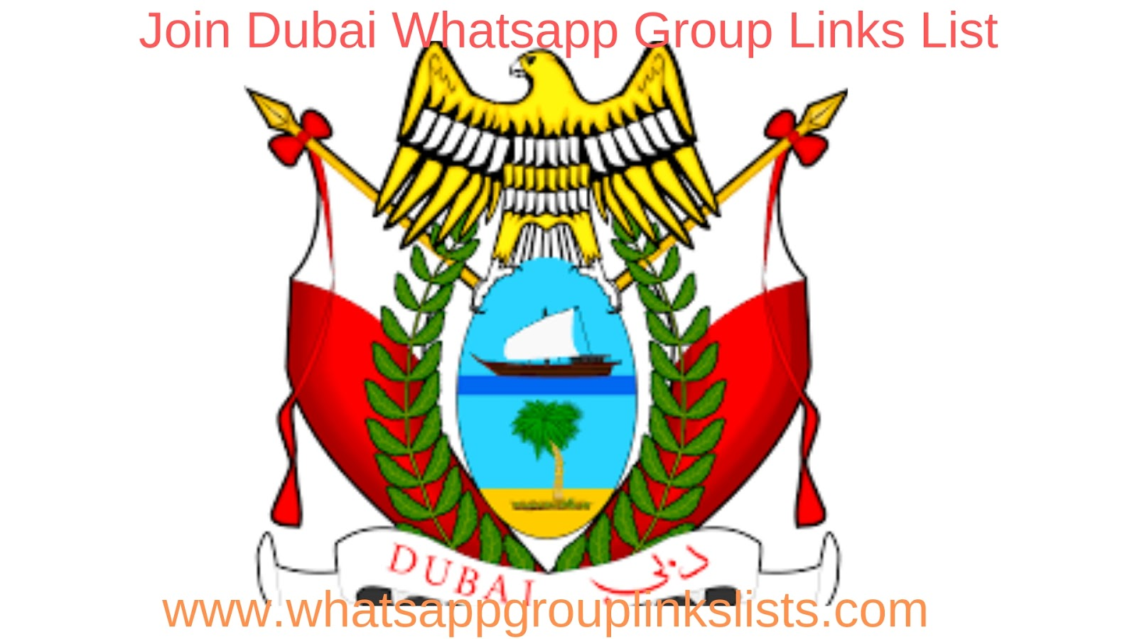 Join Dubai Whatsapp Group Links List
