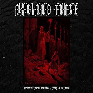 """Το τραγούδι των Oxblood Forge """"Forged in Fire"""" από το split με τους Mourn the Light"""
