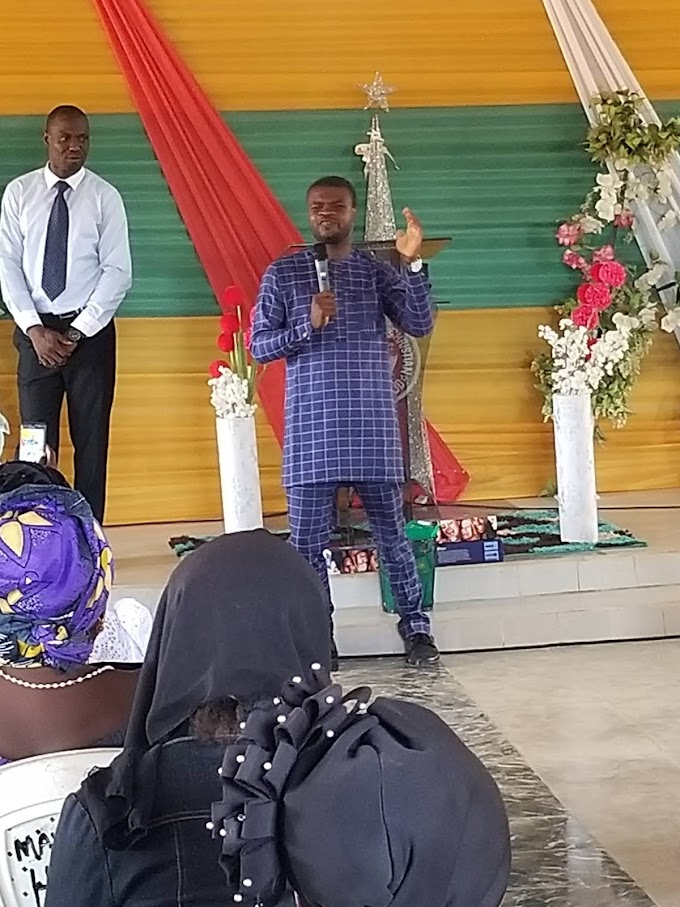 We saw horror beyond explanation, Kidnapped pastor.