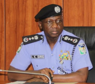 IG Ibrahim Idris suspends withdrawal of VIPs' police escorts across the country