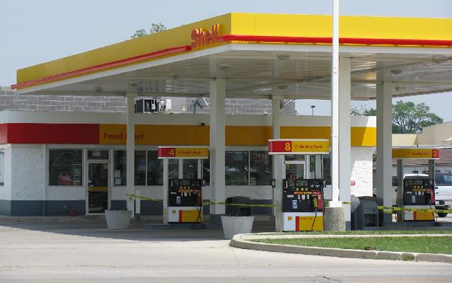 Puestos de gasolina en Orlando y Miami