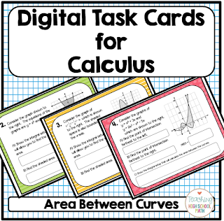 Digital Task Cards