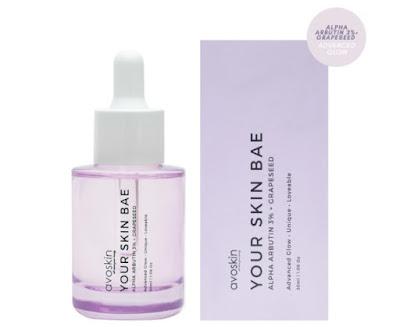 Your Skin Bae Alpha Arbutin 3% + Grapeseed