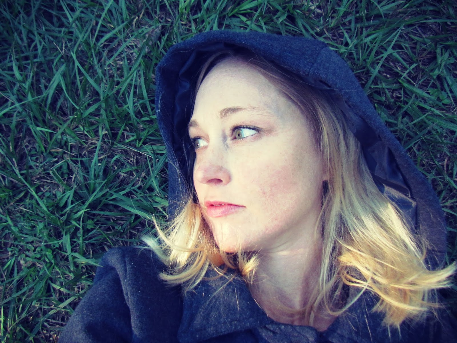 Laying in the Green Grass Daydreaming About the Future