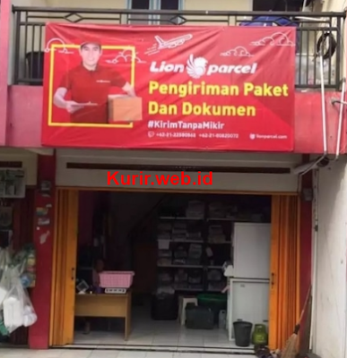 Agen Lion Parcel Di Bogor