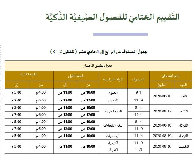 وزارة التربية والتعليم بالامارات تطلق برنامج الفصول الصيفية الذكية