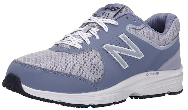 New Balance WW411WT2 walking shoes for only $30 (reg $65)