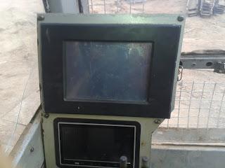 Màn hình-Monitor cẩu bánh xích Fuwa