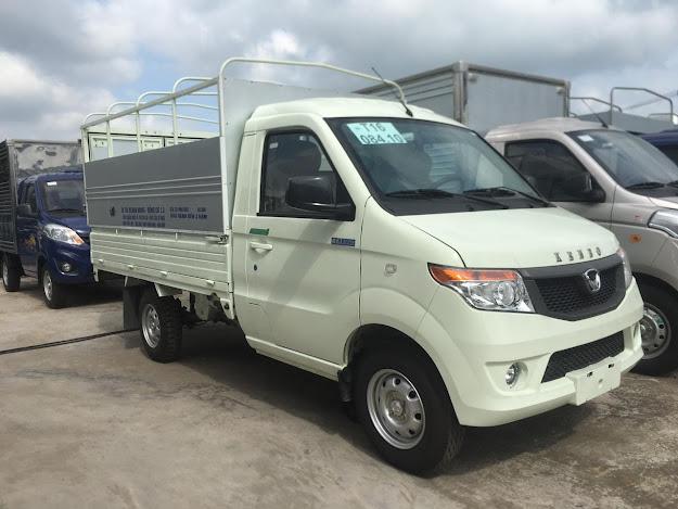 Mua xe tải Kenbo 990kg thùng bạt - Tặng 100% thuế trước bạ