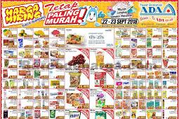 Katalog Promo ADA Pasar Swalayan Terbaru 22 - 23 September 2018