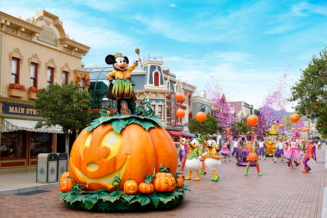 Mickey, Halloween Time Street Party, 香港迪士尼樂園, Disney Halloween Time 2017, Hong Kong Disneyland, Maze of Madness: The Nightmare Experiment Continues, haunted house, 詭迷宮:詭夢實驗室新篇, Pinocchio, Monsters, Inc., Alice in Wonderland, Hercules