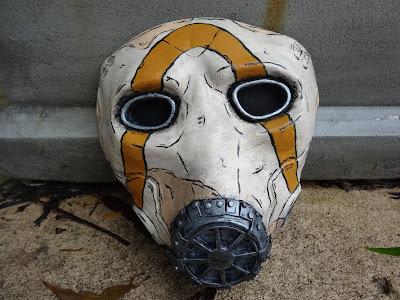 Borderlands 3 Psycho Masks for sale