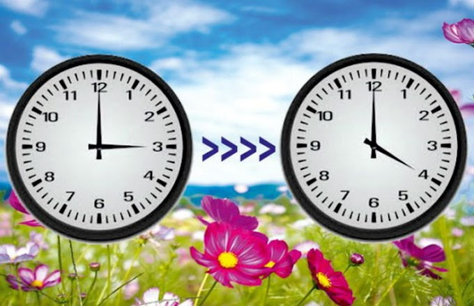 Θερινή ώρα 2021: Πότε θα βάλουμε μια ώρα μπροστά τα ρολόγια