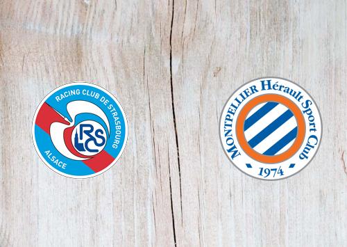 Strasbourg vs Montpellier -Highlights 09 May 2021