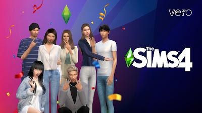 Vero เผยกลยุทธ์โปรโมตเกม The Sims 4 สร้างอิมแพคได้กว้างกว่าด้วยการตลาดอินฟลูเอนเซอร์