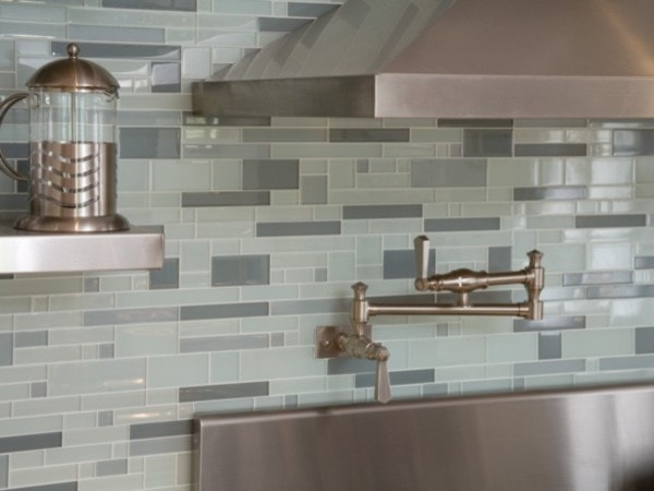 Modern Kitchen Backsplash Tile