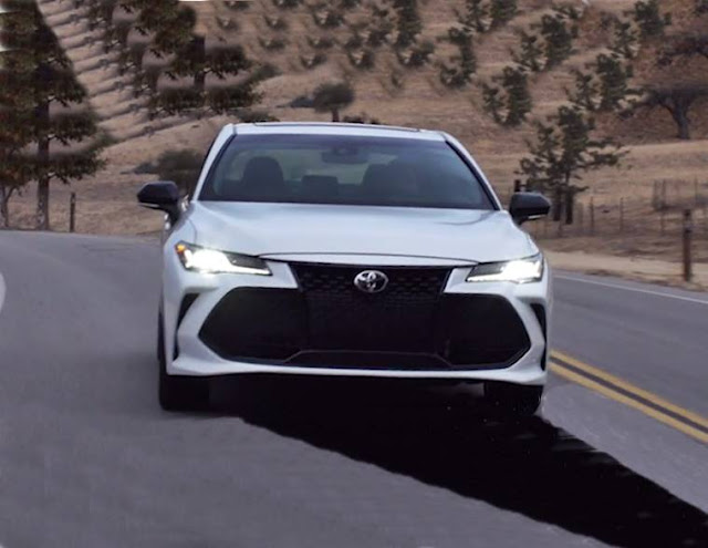 All New 2019 Toyota Avalon Specs And Release Date