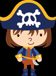 pirata para imprimir