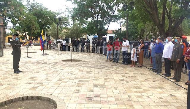 GOBIERNO DE TORRES CONMEMORÓ EL BICENTENARIO DE LA BATALLA DE CARABOBO