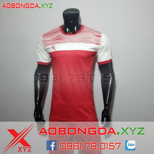 Áo Không Logo Mã XYZ-25 2020 Màu Đỏ