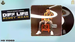 Checkout New song Diff Life lyrics penned and sung by Romey Maan