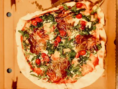 Pizza Bresaola z Krakowskie Rondo Mikołów