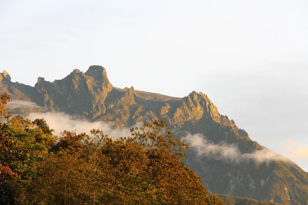 Puncak Kinabalu