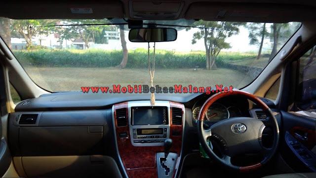 harga mobil Toyota Alphard tahun 2003