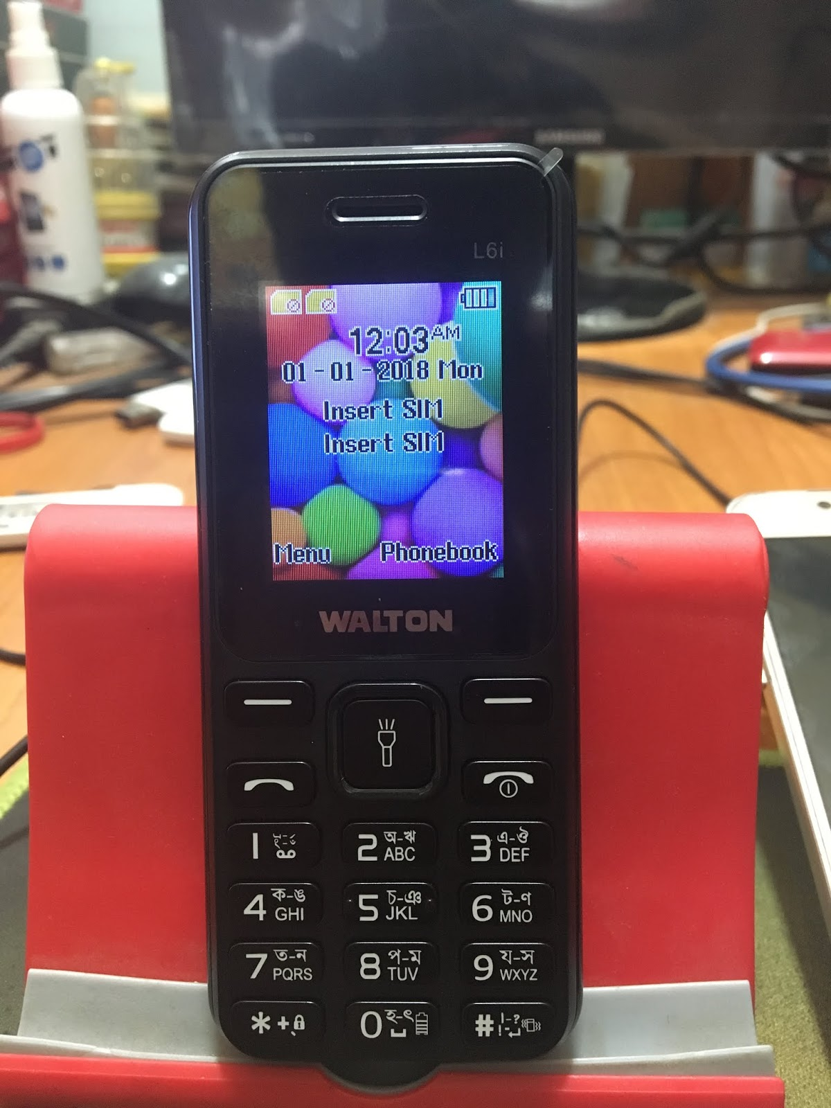 Walton L6i Flash File (Stock Rom) Firmware Free Without Password