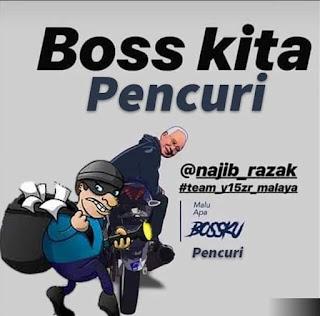 Image result for bossku pencuri