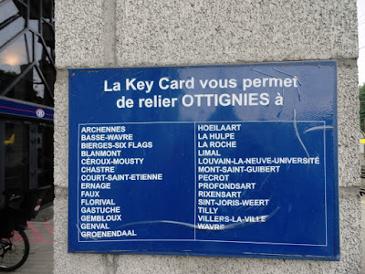 key card ottignies