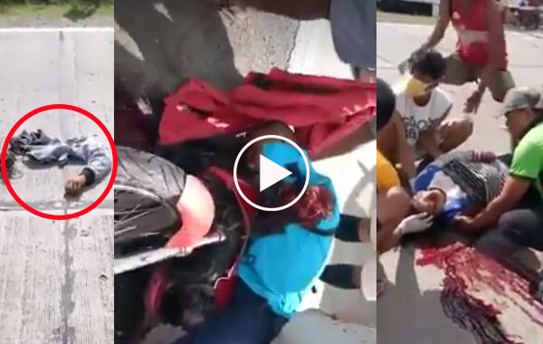 JUST IN   Aksidente sa Davao Oriental, isa sa mga aksidente putol ang kamay