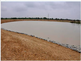 Water conservation structure