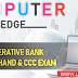 Computer Knowledge for Cooperative Bank Uttarakhand & CCC Exam - Attempt Quiz Hindi (12 March 2019)