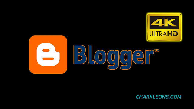 Blogger para resoluciones HD - Charkleons.com