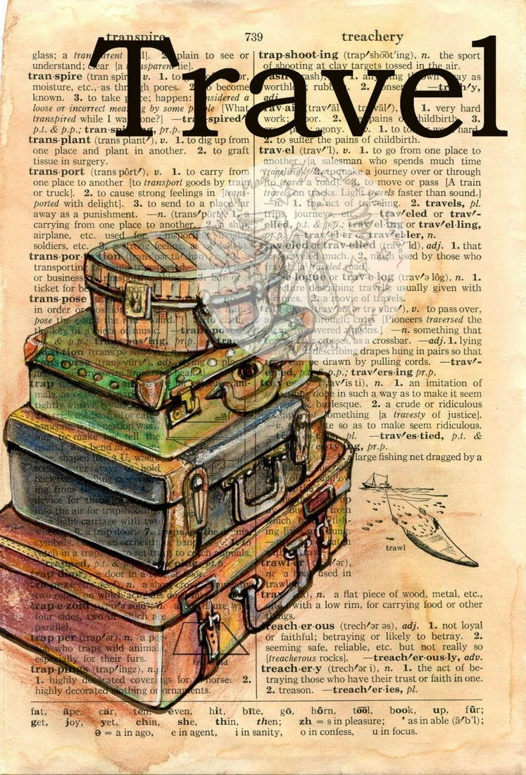 07-Travel-Kristy-Patterson-Flying-Shoes-Art-Studio-Dictionary-Drawings-www-designstack-co