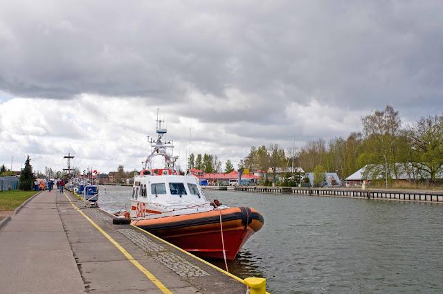 SAR Łeba, ratownicza jednostka morska