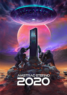 Amstrad Eterno 2020 - 5º aniversario (cancelado)
