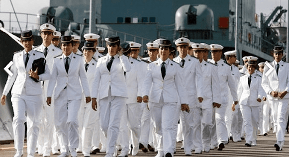 مباراة ضباط الصف القوات البحرية الملكية