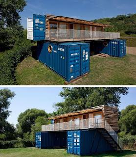 tips kontainer modifikasi rumah container
