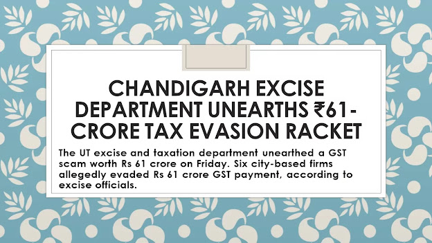 Chandigarh excise department unearths ₹61-crore