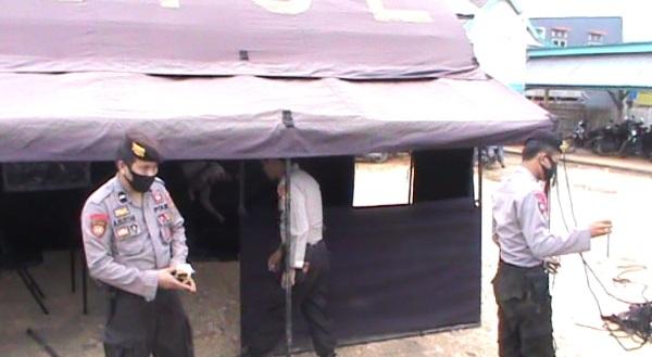 Warga Manarai - Padang Masih Tegang, Polisi Masih Berjaga Didua Desa