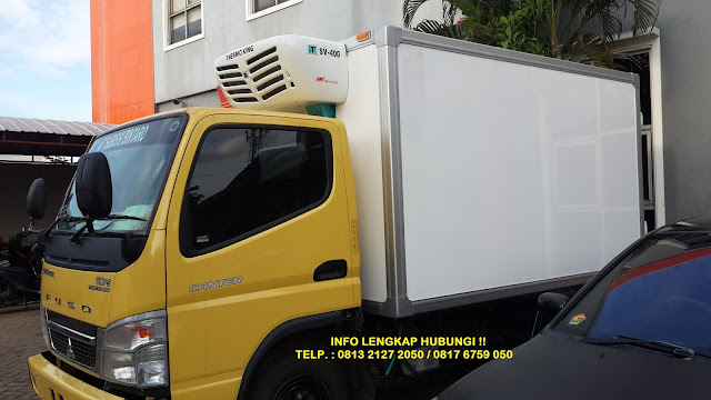 harga mobil mitsubishi colt diesel canter box pendingin 2020