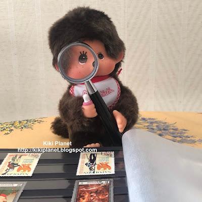 kiki Monchhichi toyslife cute kawai kidultphilateliste